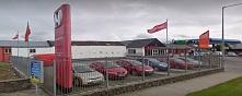 Hurley Bros Garage premises
