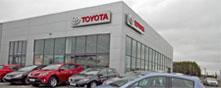 SA Moore Toyota premises