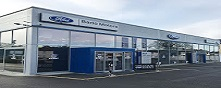 Barlo Motor Group Ford Clonmel premises