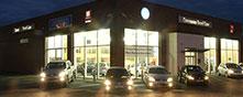 Joe Duffy Volkswagen (Navan) premises