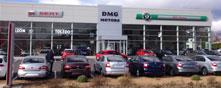 DMG Motors Ltd premises
