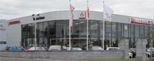 Keenan Bauer Motors premises