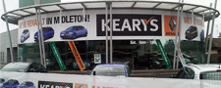 Kearys Midleton Renault & Dacia premises