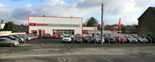 Denis Kinane Motors (Honda Centre) premises