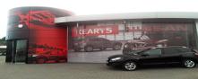 Kearys Nissan Cork premises