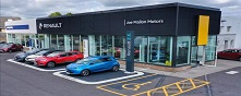 Joe Mallon Motors premises