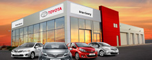 Brian Geary Toyota premises