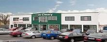 Liam Cleary Autoworld premises