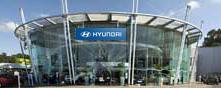 Kearys Hyundai Cork premises
