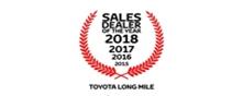 Toyota Long Mile premises