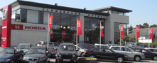 Clonskeagh Motors premises