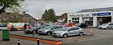 Ryans Garage Limited premises