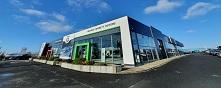 George Corbett Motors Ltd premises