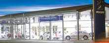 T & C Motors Ltd premises