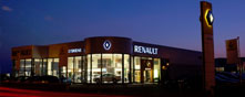 O'Briens Renault & Dacia premises
