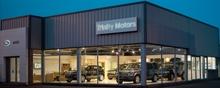 Trinity Motors premises