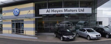 Al Hayes Motors Ltd. premises