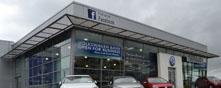 Kevin Connolly Volkswagen premises