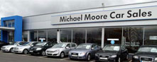 Michael Moore Portarlington premises