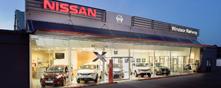 Windsor Raheny Nissan premises
