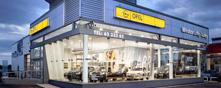 Windsor Liffey Valley Opel premises
