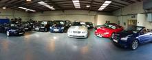 Yomac Cars premises