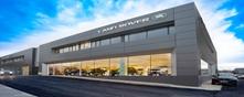 Spirit Motor Group (Jaguar & Land Rover) premises
