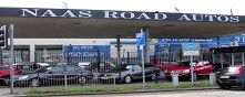Naas Road Autos premises