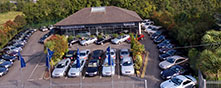 Bradys Dublin Ltd Mercedes-Benz & SEAT premises