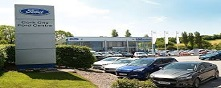 Cork City Ford Centre premises