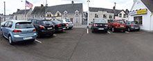Liam Buckley Car Sales premises