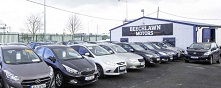 Beechlawn Motors Ltd premises