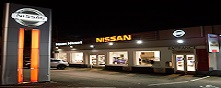 Navan Nissan, Hyundai premises