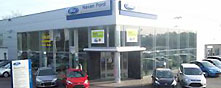 Navan Ford Centre premises