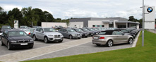 Colm Quinn BMW premises