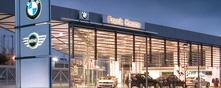 Frank Keane BMW premises