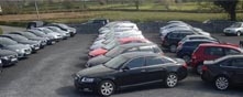 Oliver Geoghegan Car Sales premises