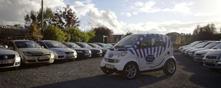 Lewis Motors premises