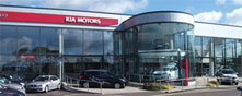 Motorview KIA premises