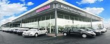 Pat Tiernan Motors (Nissan) premises