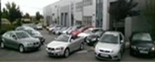 Brogan Motors premises