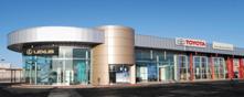 Tony Burke Motors Ltd. premises