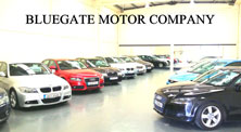 Bluegate Motor Company premises