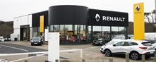 Menapia Motors (Renault & Dacia) premises