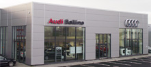 Audi Ballina Audi Approved Plus premises