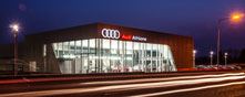 Audi Athlone premises