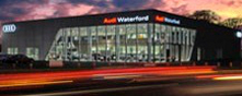 Audi Waterford Audi Approved Plus premises
