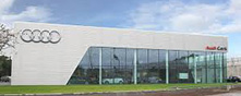 Audi Cork Audi Approved Plus premises