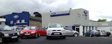 Rathfarnham Ford premises