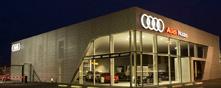 Audi Naas premises